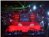 舞台租赁LED显示屏 ?P6