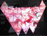 牛角形 创意LED异形显示屏